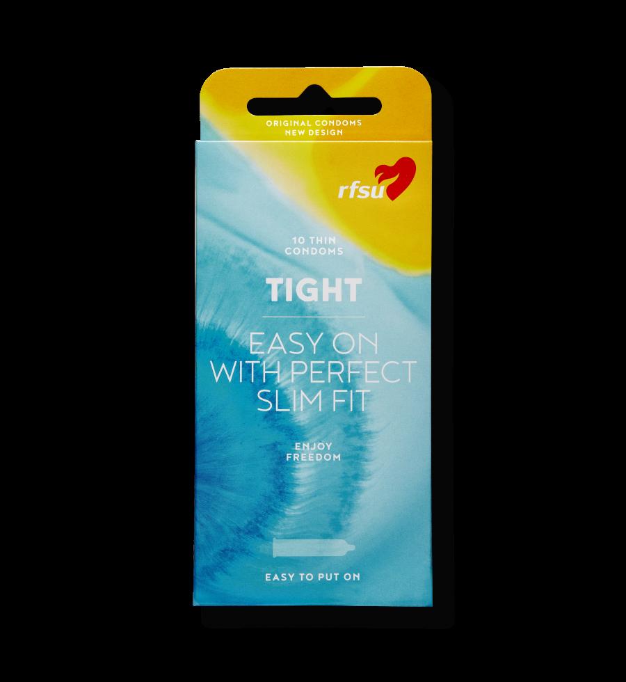 Produktbillede af Tight kondomer fra RFSU