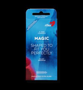 Magic-kondomipakkaus