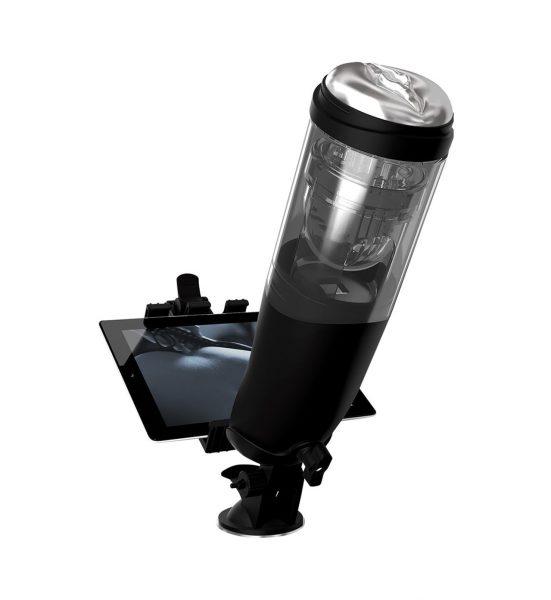 Elite Deluxe Mega Bator Kit - Masturbasjonshjelpemiddel - Pipedream
