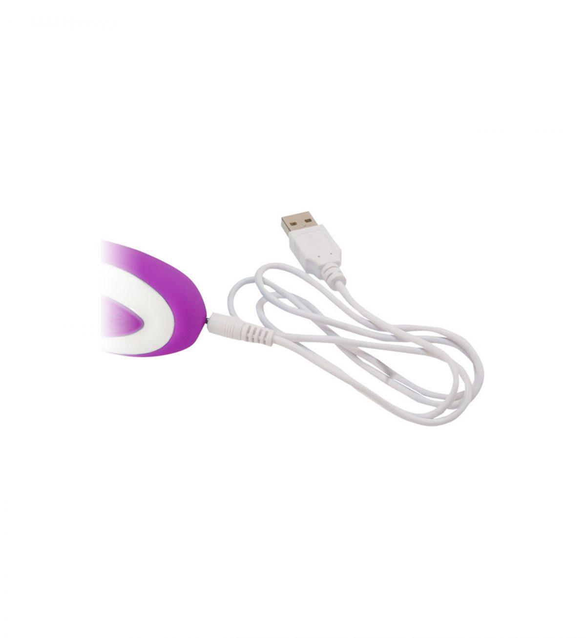 Harmony, Purple - Stimulering for både klitoris og g-punkt - Wonderlust