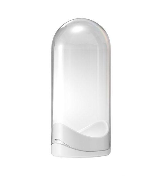 Flip Zero White - Masturbasjonsredskap for menn for uante nytelseshøyder - Tenga