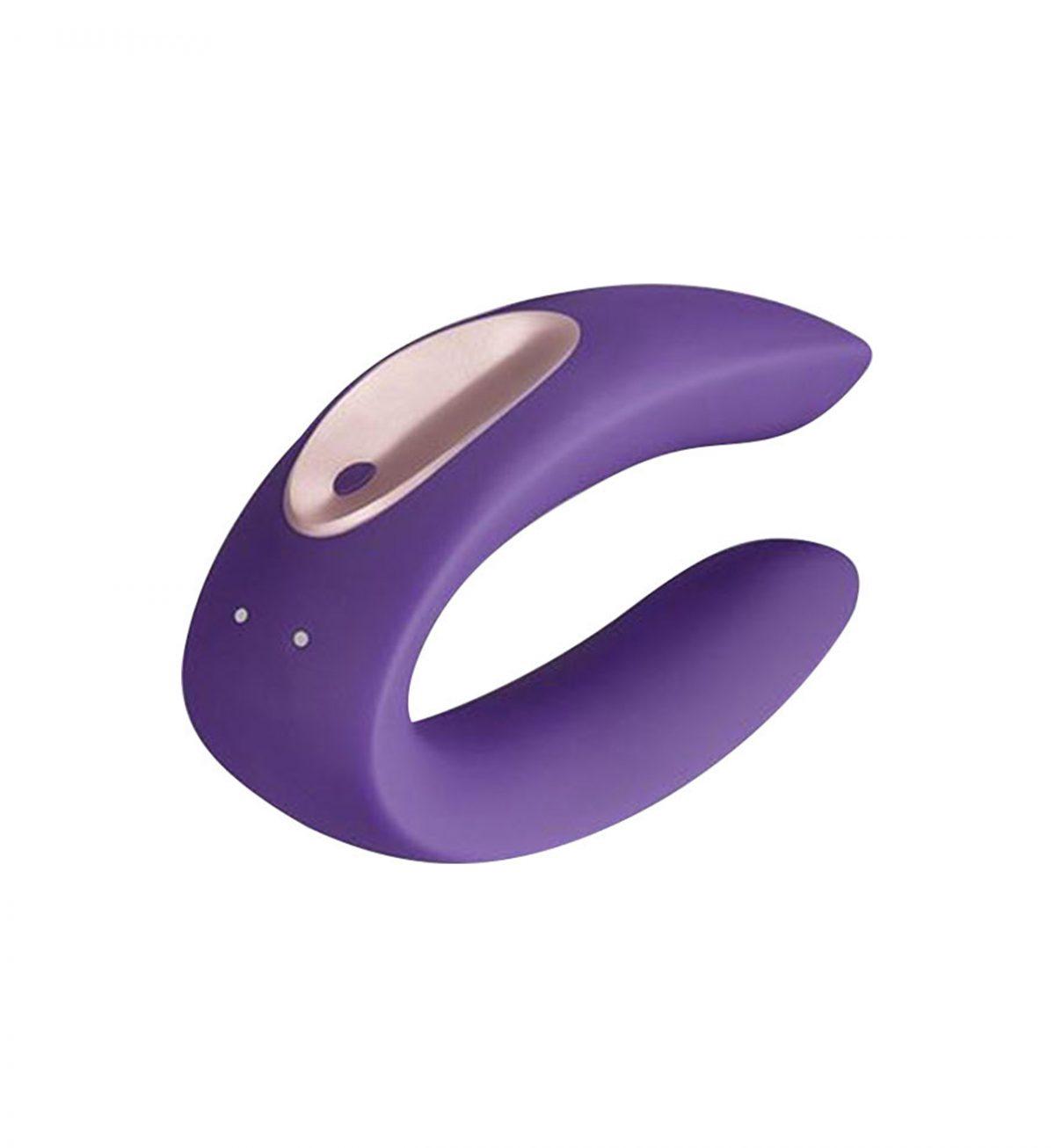 Partner Plus - Vibrator for både klitoris og G-punkt - Satisfyer