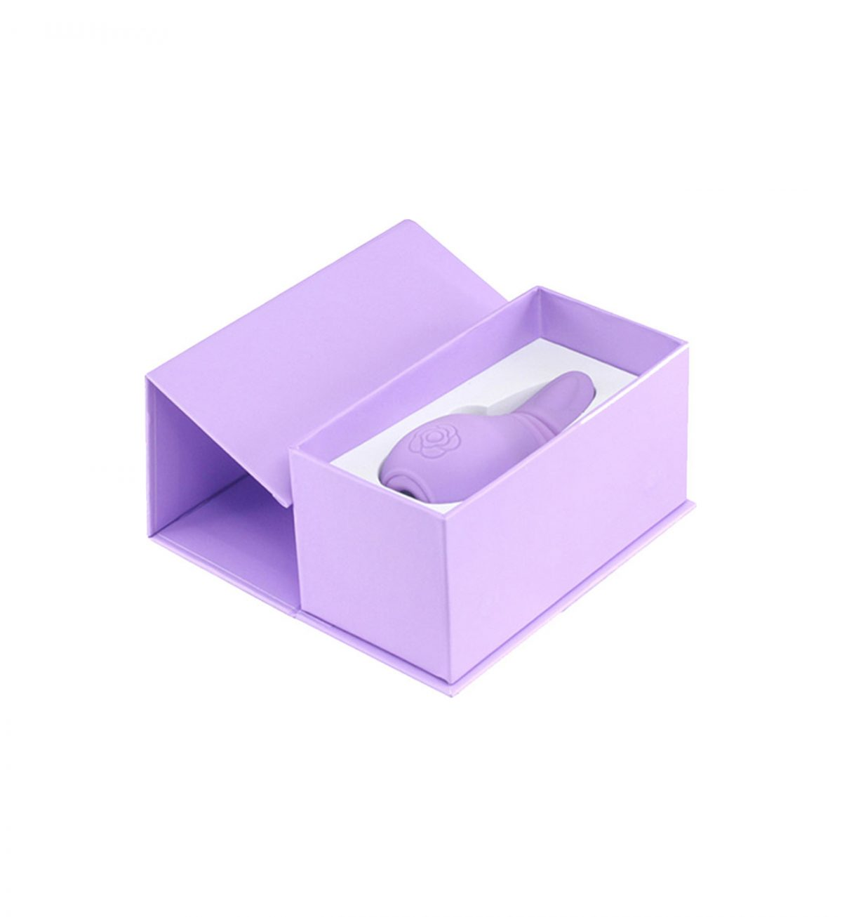 Maro 3 – Lilac - Roterende vibrator - Kawaii