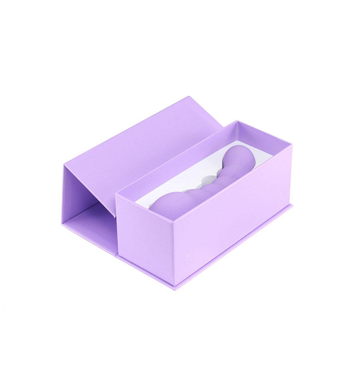 Maro 7 – Lilac - Livlig og frekk vibrator - Kawaii