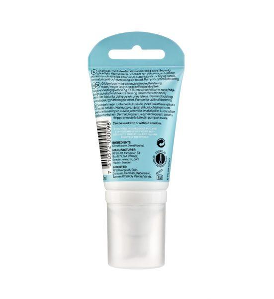 Klick Supreme Glide - Silikonbasert glidemiddel med en silkemyk følelse - RFSU