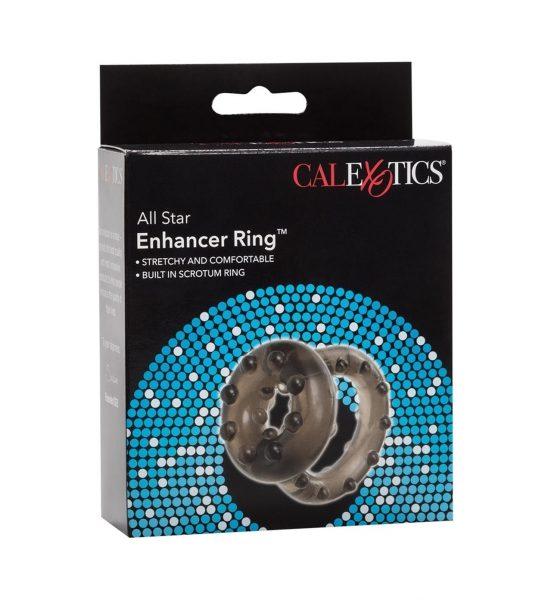 All Star Enhancer Ring - Fleksibel penisring - CalExotics