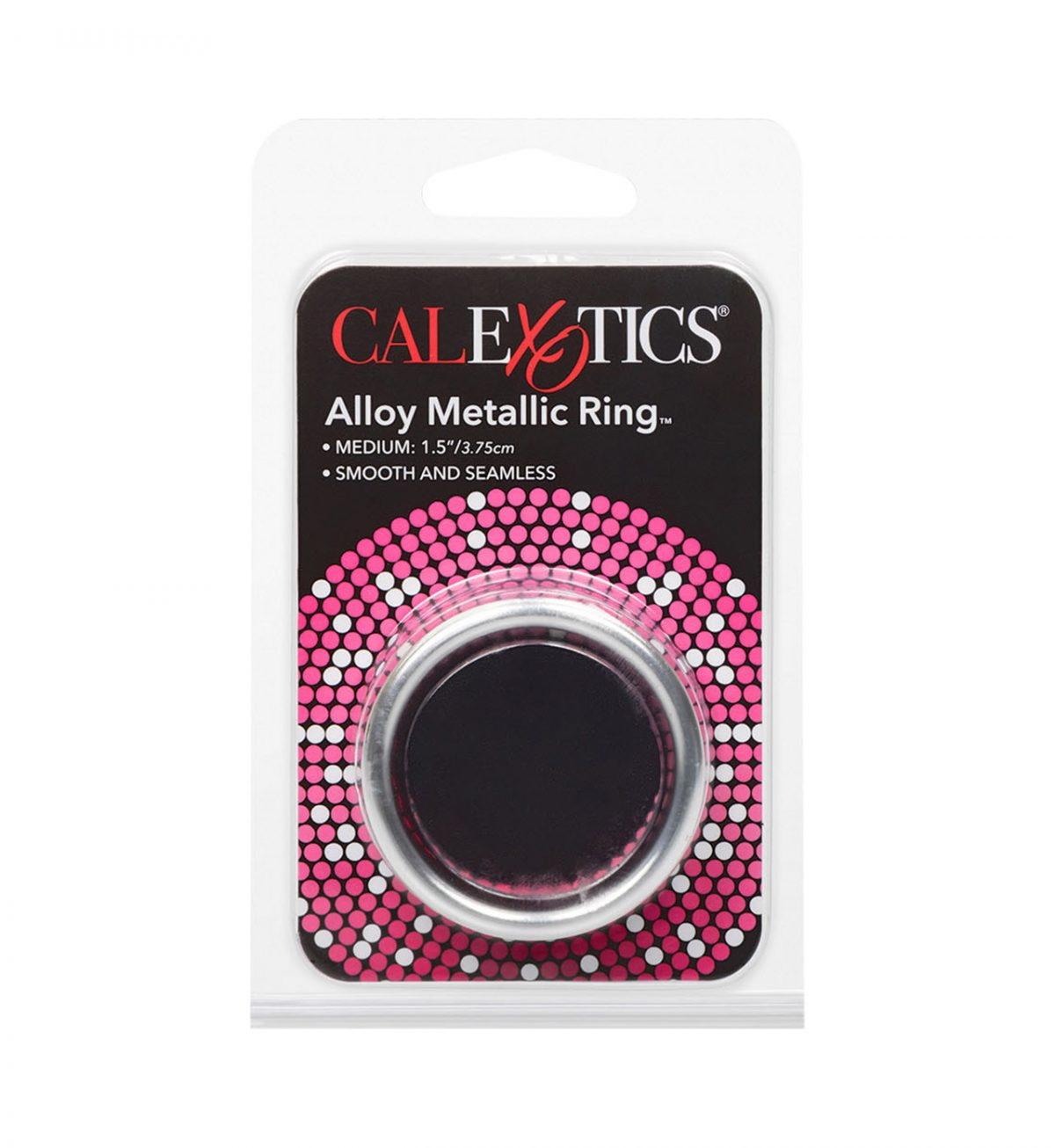 Alloy Metallic Ring – M - Penisring i metall - CalExotics