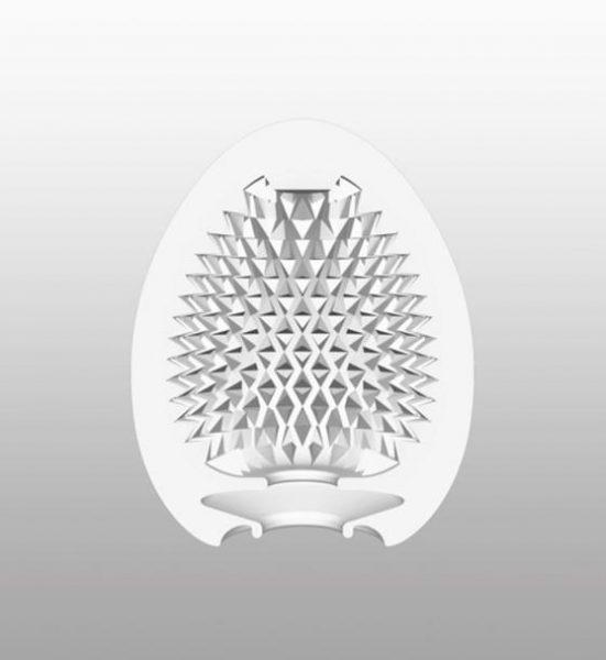 Egg Misty (6pcs) - Eggformet onaniprodukt for menn - Tenga