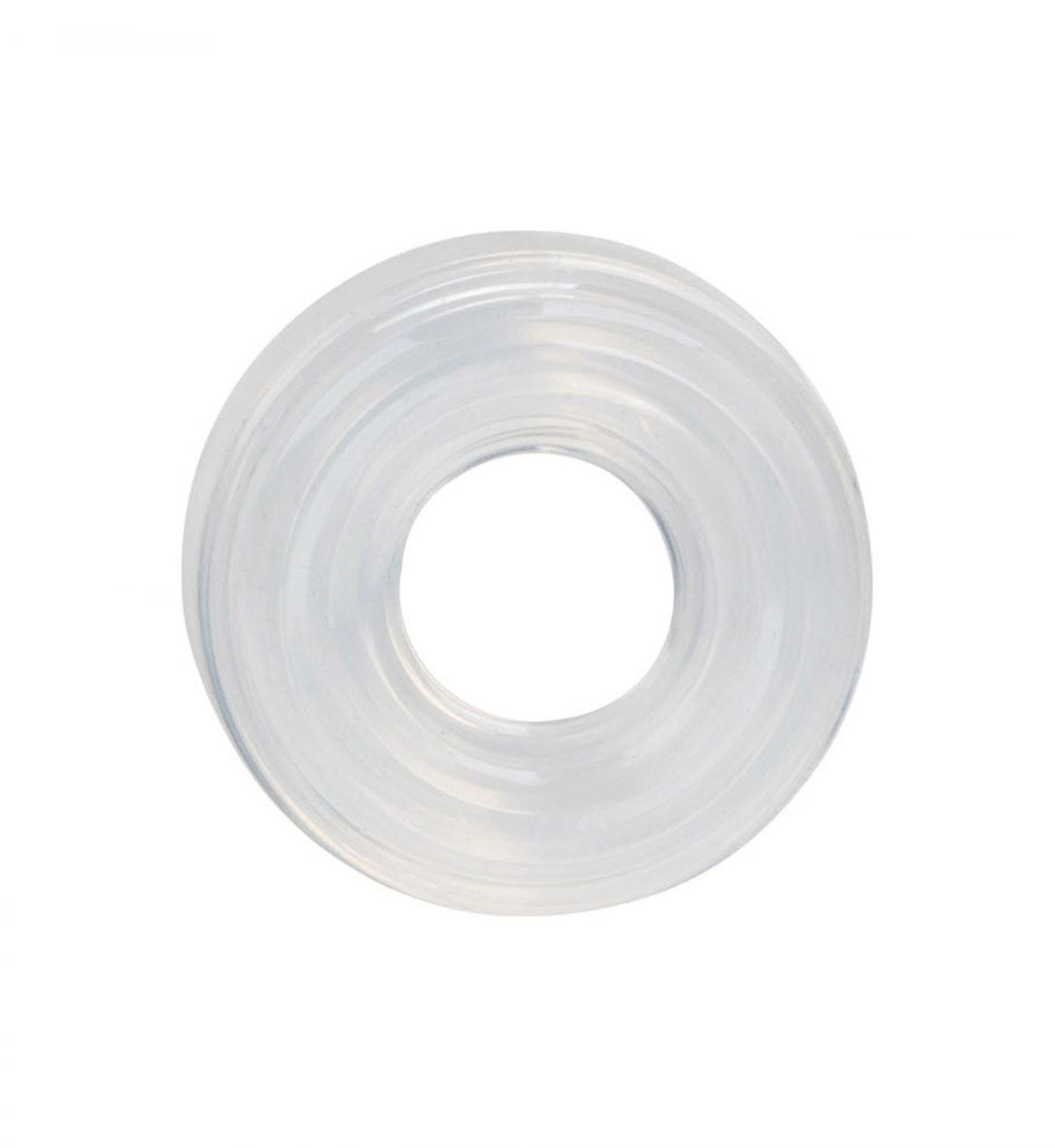 Premium Silicone Ring Medium - Penisring i 100 % silikon - CalExotics