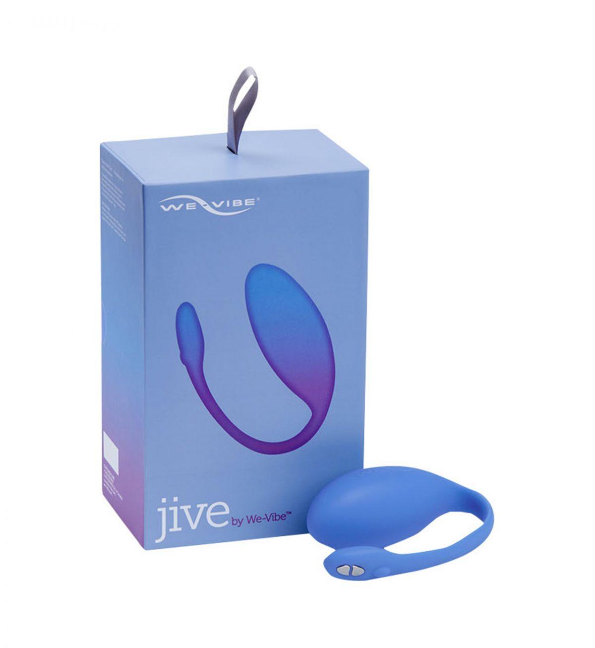 Jive - G-punkts vibrator - We-Vibe