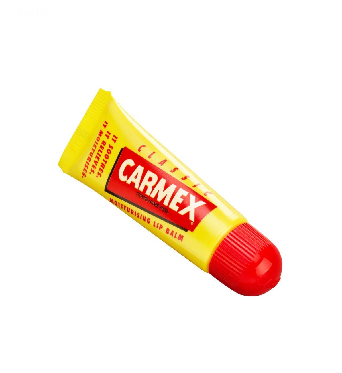 tube blister 1 stk - Carmex Leppebalsam i praktisk tube - Carmex