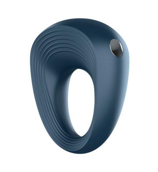 Vibrating Ring 2 - Oppladbar vibrerende penisring i silikon - Satisfyer