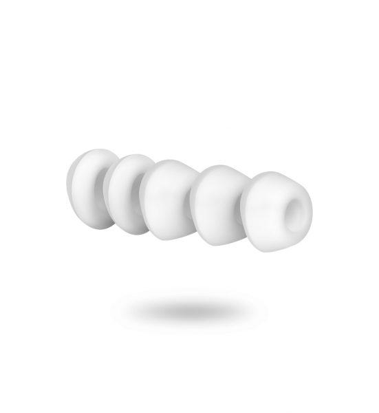 Sugehode – Pro 2 Next Generation - Sugehoder i silikon til klitorisstimulator - Satisfyer