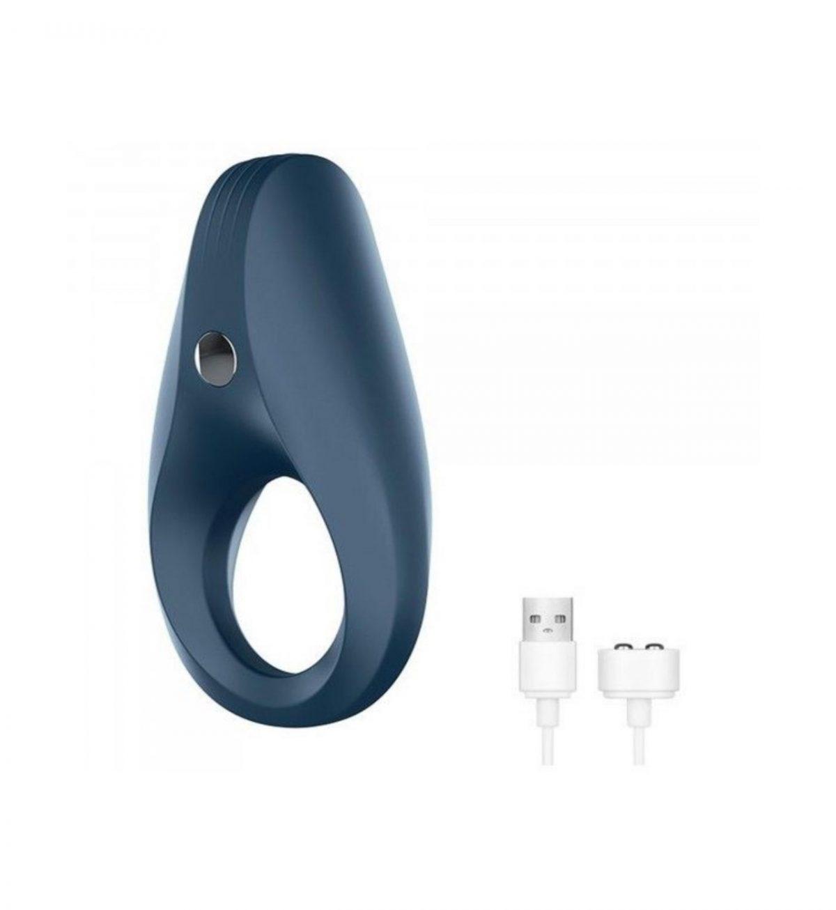 Vibrating Ring 1 - Vibrerende penisring for begges nytelse - Satisfyer