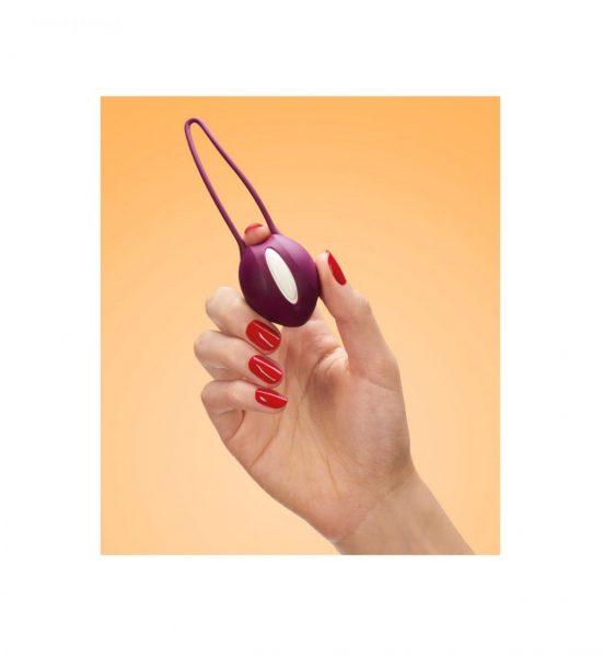 Smartballs Uno – Lilla - Knipekule for bekkenbunnen - Fun Factory