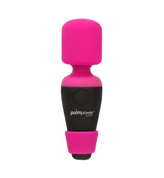 Pocket Wand - Liten og reisevennlig wand-vibrator - PalmPower