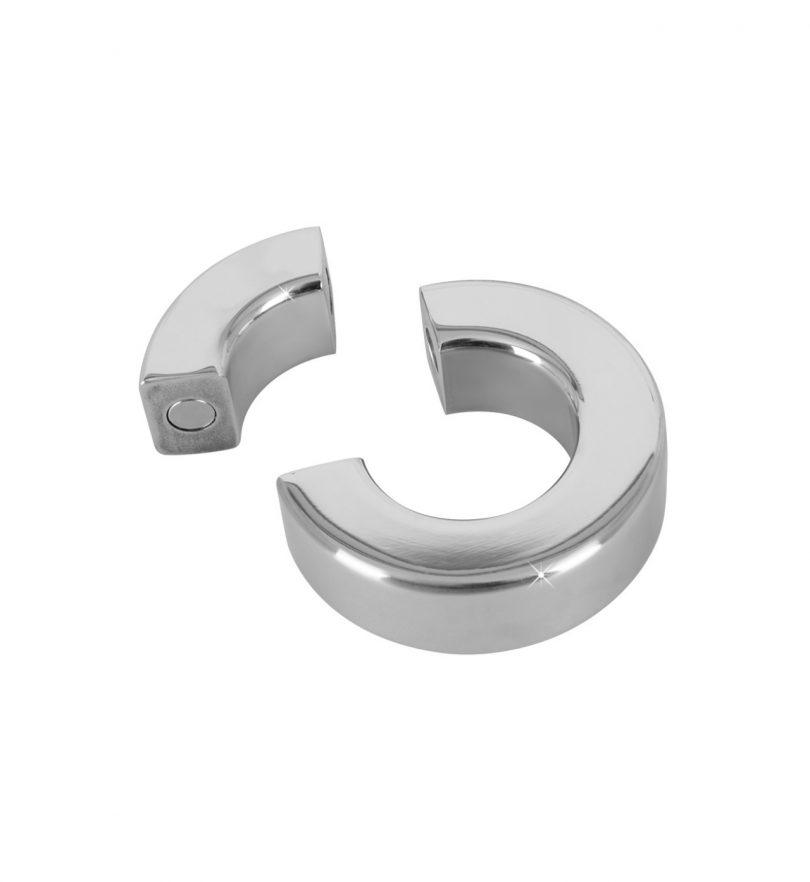 Magnetic Ball Stretcher, 20 mm - Penisring og pungstretcher for menn - Sextreme