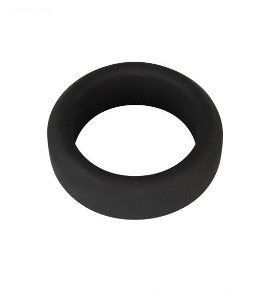 Cock Ring 3.2 cm - En bredere penisring i silikon - Black Velvets