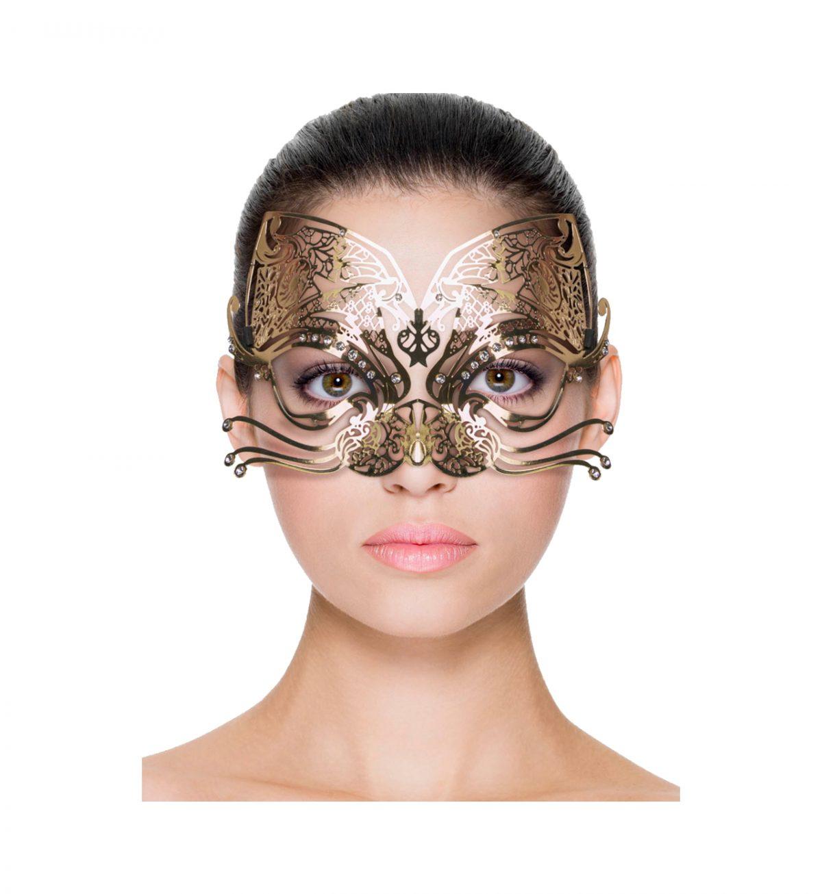 Metal Mask Cat – Gull -  - Easytoys