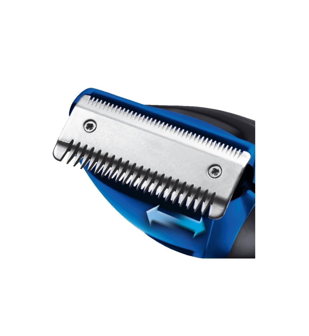 Delicates & Body Hair Trimmer - Allsidig hårtrimmer til kropp - Remington