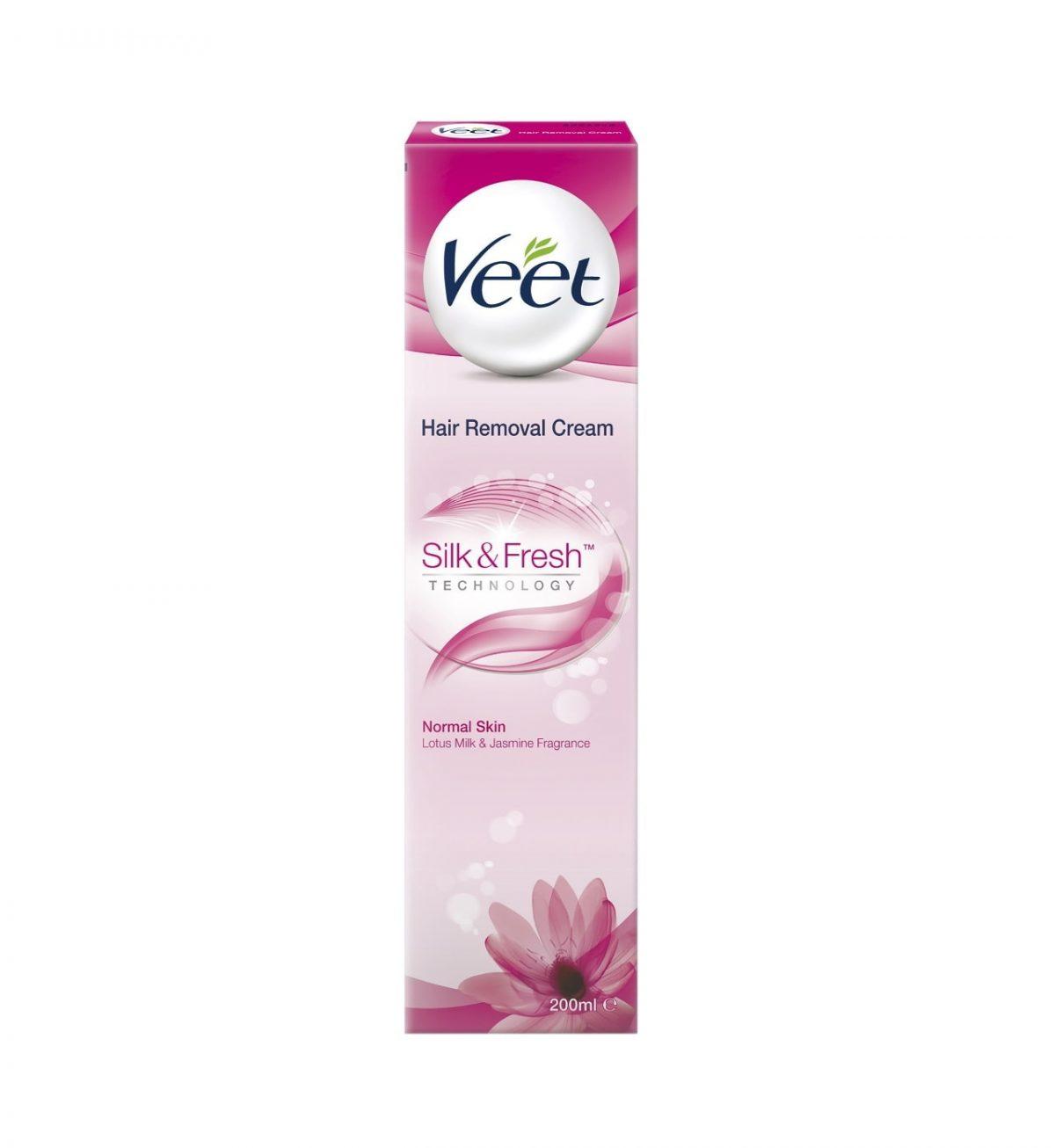 Hair Removal Cream Normal,200 ml - Skåndom og effektiv hårfjerningskrem - Veet
