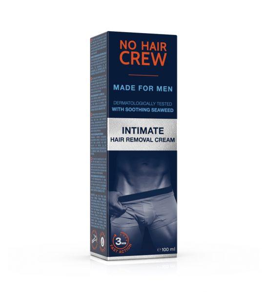 Intimate Hair Removal Cream - HÅRFJERNINGSKREM FOR INTIMOMRÅDET - No Hair Crew
