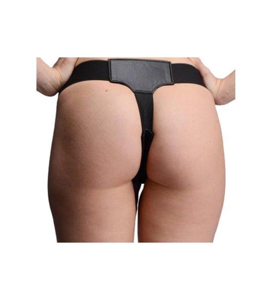 Crave Dobbelpenetrende Strap-On Harness - Strap-on for dobbelpenetrering - Strap U