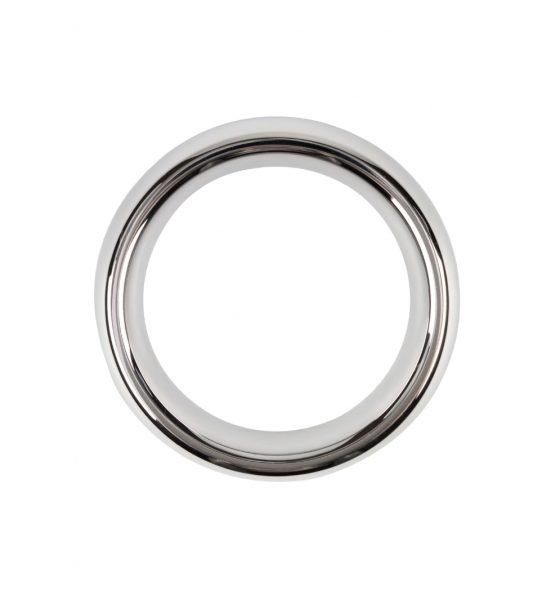 Penis og pungring i Metall - Luksuriøs penis- og pungring i metall - Sinner Gear Unbendable