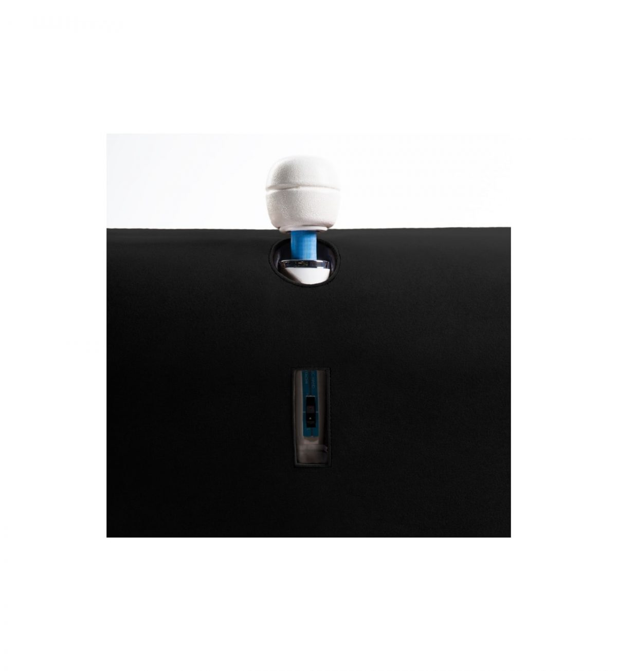 Axis Posisjonspute med Wandholder - Pute med holder for wand-vibrator - Liberator