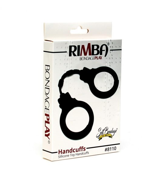 Silikon Lek Håndjern - Myke håndjern i silikon - RIMBA