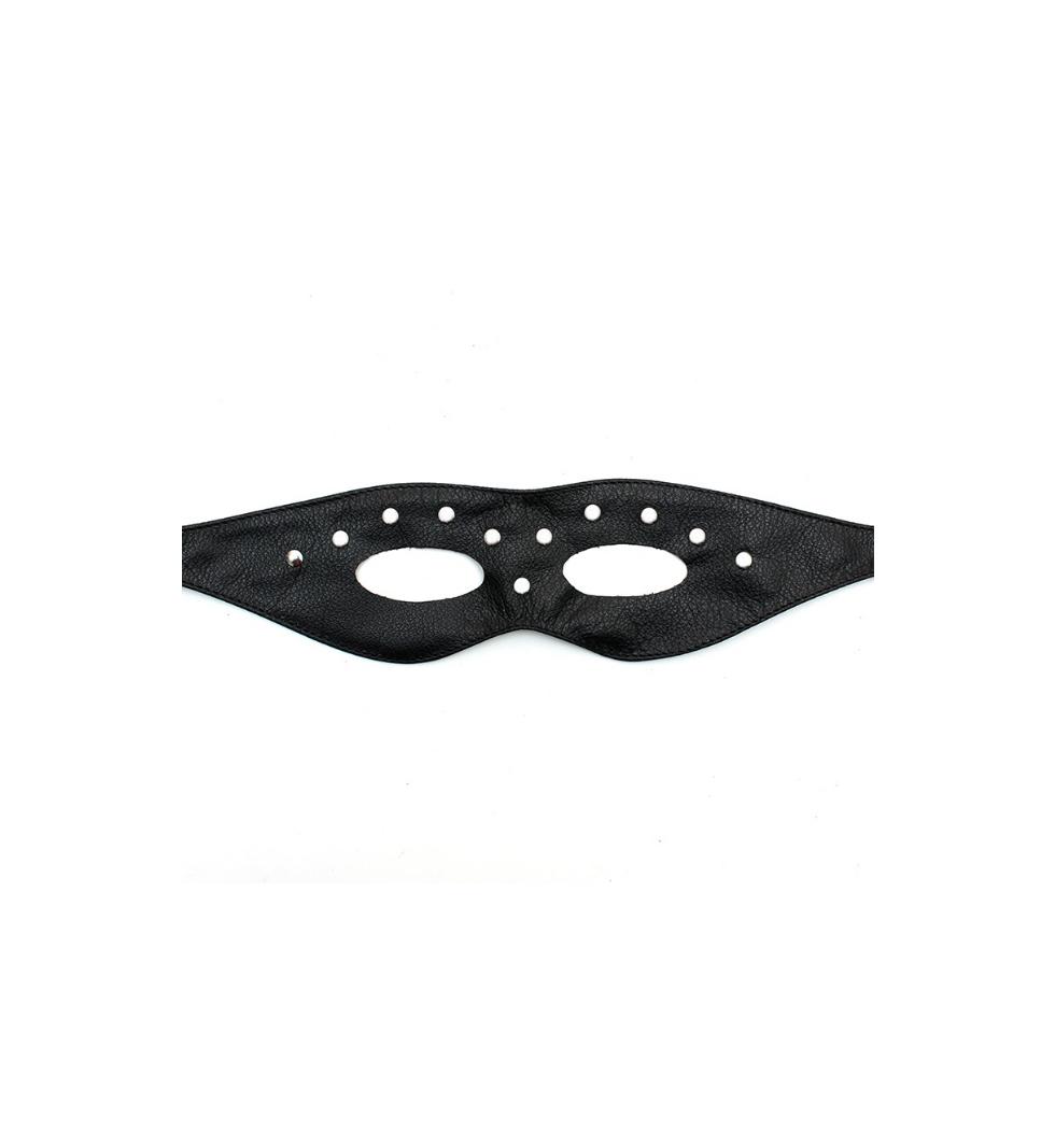 rimba svart ogonmask nitar