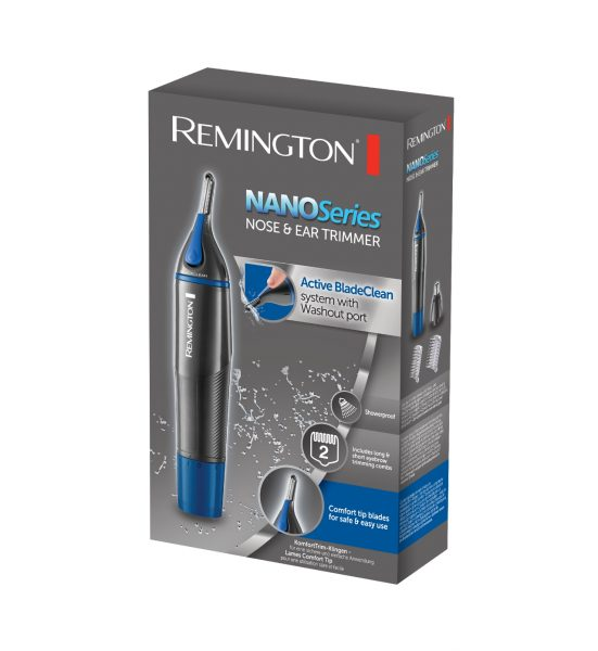 remington nas orontrimmer nano