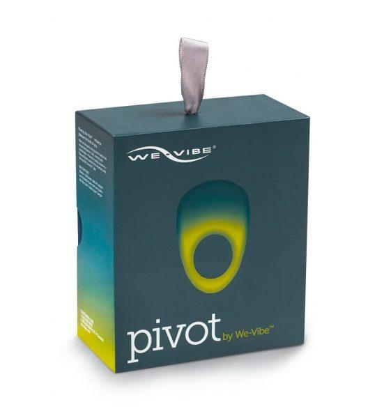 Pivot Penisring, blå - Appstyrt penisring - We-vibe