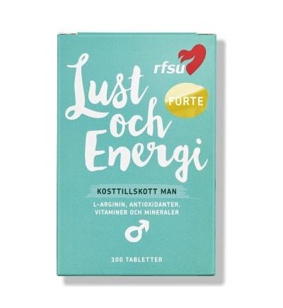 rfsu man lust och energi