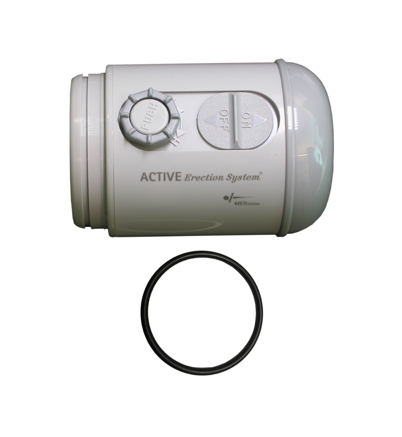 o ring batteridriven erektionspump