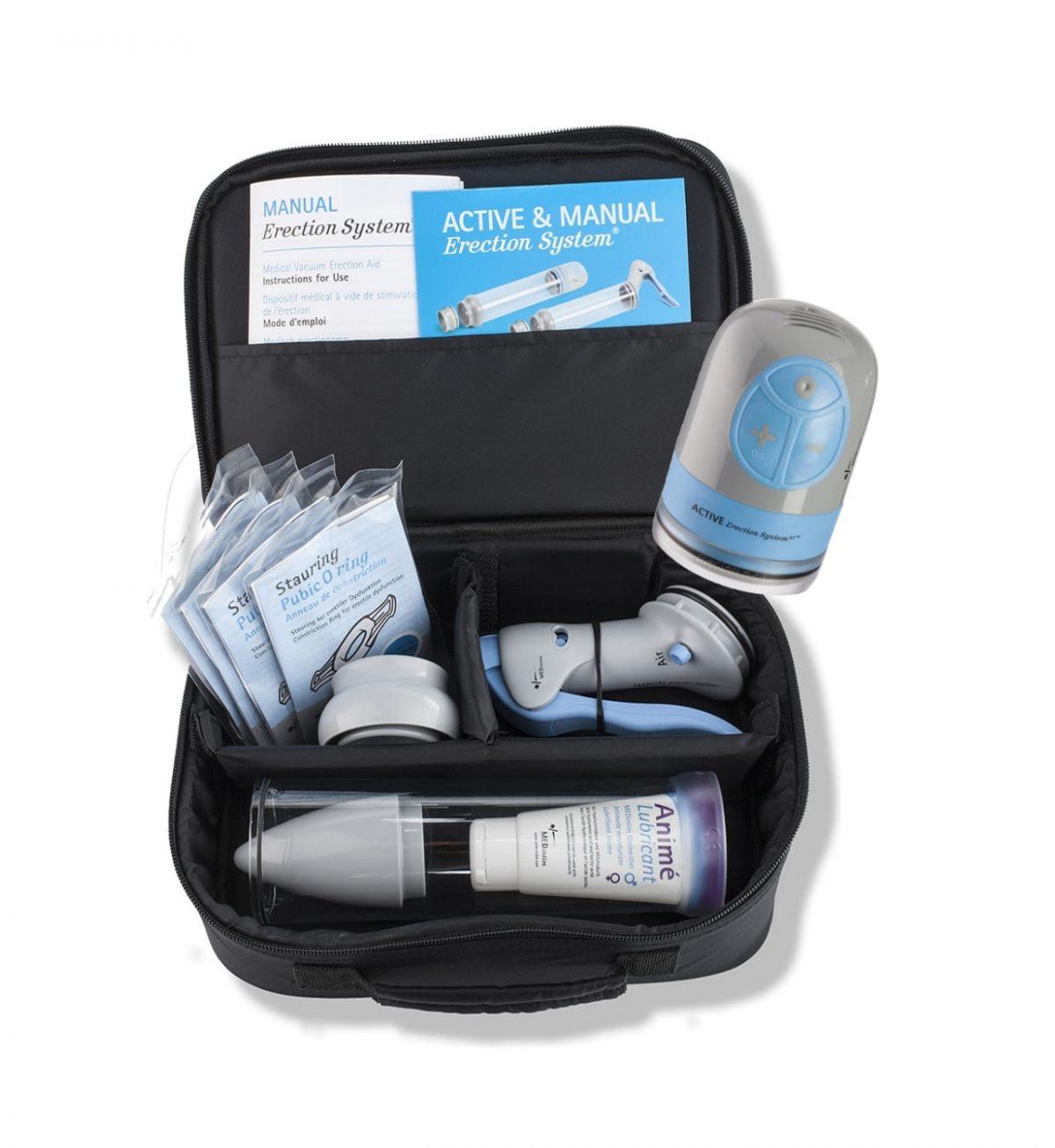 Erektionspumps kit