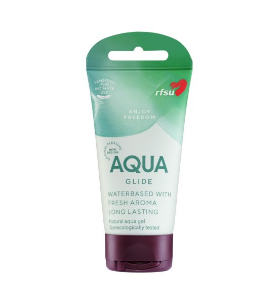 aqua glide glidmedel 40 ml